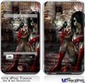 iPod Touch 2G & 3G Skin - Exterminating Angel