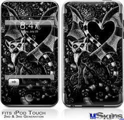 iPod Touch 2G & 3G Skin - Pineapples