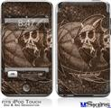 iPod Touch 2G & 3G Skin - The Temple