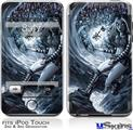 iPod Touch 2G & 3G Skin - Underworld Key