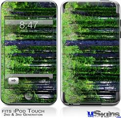 iPod Touch 2G & 3G Skin - South GA Forrest