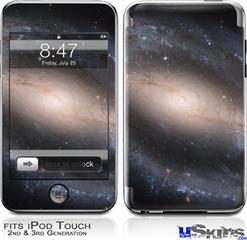 iPod Touch 2G & 3G Skin - Hubble Images - Barred Spiral Galaxy NGC 1300