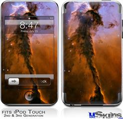 iPod Touch 2G & 3G Skin - Hubble Images - Stellar Spire in the Eagle Nebula