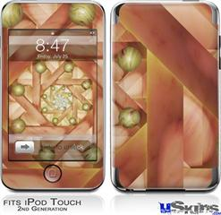 iPod Touch 2G & 3G Skin - Beams