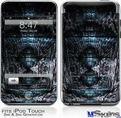 iPod Touch 2G & 3G Skin - MirroredHall