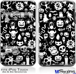 iPod Touch 2G & 3G Skin - Monsters