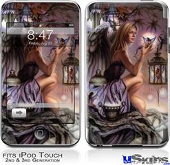iPod Touch 2G & 3G Skin - Fireflies