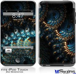 iPod Touch 2G & 3G Skin - Coral Reef