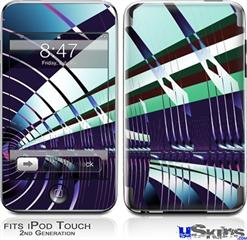 iPod Touch 2G & 3G Skin - Concourse