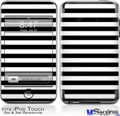 iPod Touch 2G & 3G Skin - Stripes