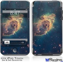 iPod Touch 2G & 3G Skin - Hubble Images - Carina Nebula Pillar