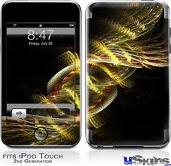 iPod Touch 2G & 3G Skin - Dna