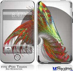 iPod Touch 2G & 3G Skin - Dance