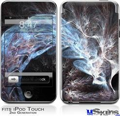 iPod Touch 2G & 3G Skin - Dusty