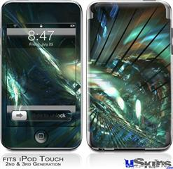 iPod Touch 2G & 3G Skin - Hyperspace 06