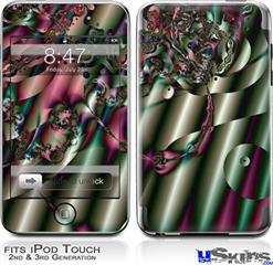 iPod Touch 2G & 3G Skin - Pipe Organ