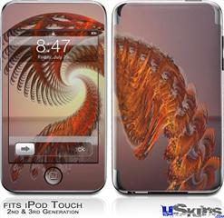 iPod Touch 2G & 3G Skin - Solar Power
