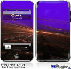 iPod Touch 2G & 3G Skin - Sunset