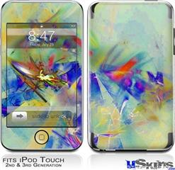 iPod Touch 2G & 3G Skin - Sketchy