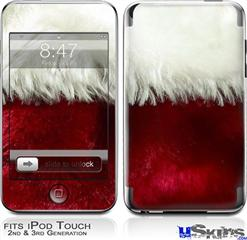 iPod Touch 2G & 3G Skin - Christmas Stocking