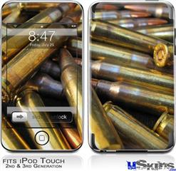 iPod Touch 2G & 3G Skin - Bullets