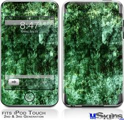 iPod Touch 2G & 3G Skin - Macrovision